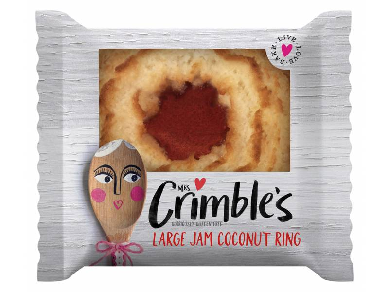 LARGE JAM COCONUT RING