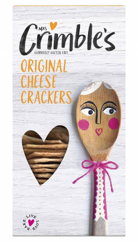 ORIGINAL CHEESE CRACKERS