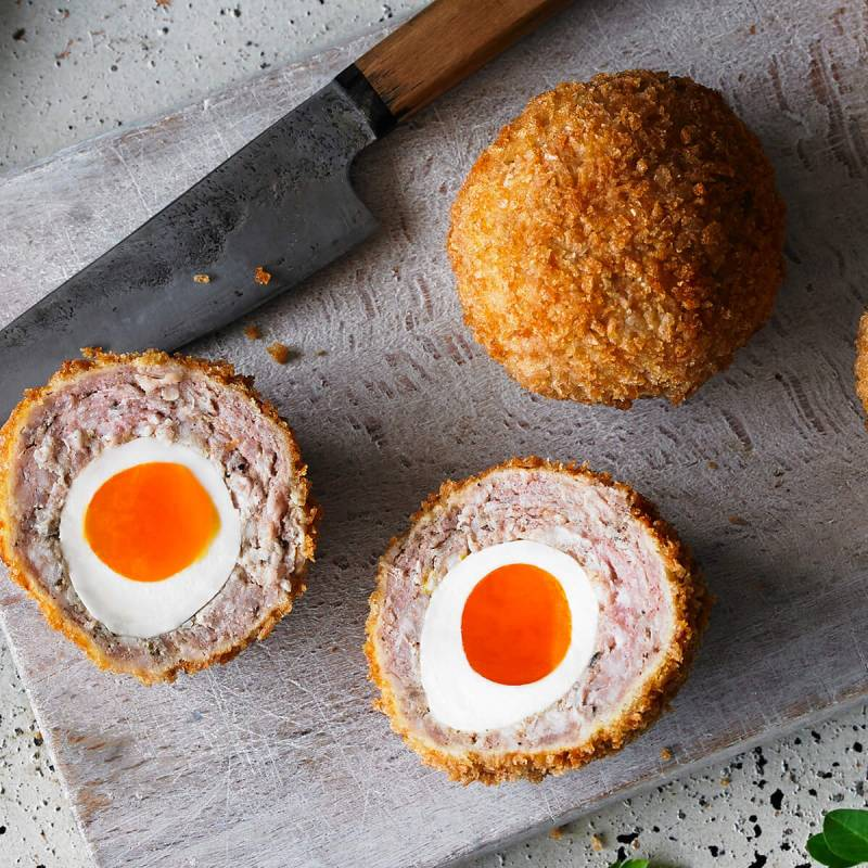 Mrs Crimble's Scotch Eggs